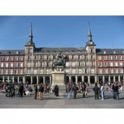 Madrid de los Austrias a pie