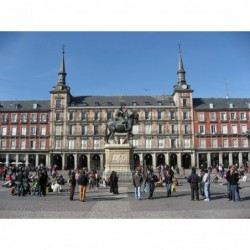 Madrid des Habsbourg à pied