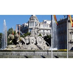 Panoramic tour of Madrid by...