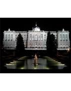 Información de Palacios y Monasterios de Madrid